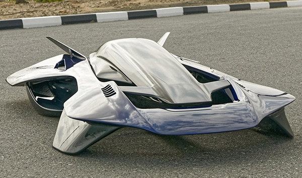 Antelope Flying Car Concept