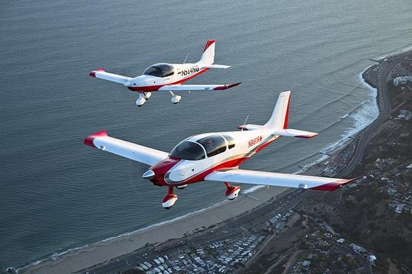 Advanced epoxies Case Study - Sling Aircraft