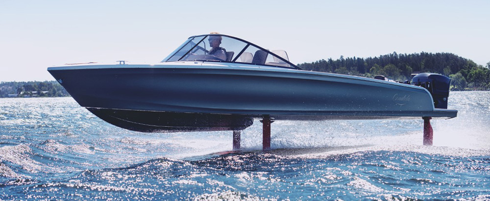 SICOMIN EPOXY RESINS AND ADHESIVES - POWERING QUIET AND CLEAN FLIGHT AT CANDELA BOATS