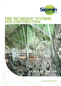 Fire Retardant Systems For Construction